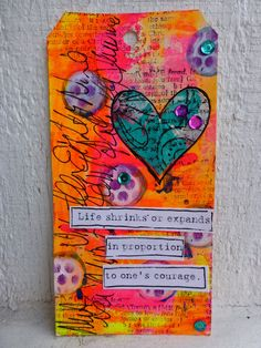 Made by Nicole: For the last few years I've been creating most of my work from the ground up. I used to buy patterned paper, stamps, embellishments etc. Now I carve my own stamps, gelli-print or paint paper instead of buying it and make my own decorations. While it's more labor intensive, it's also loads of fun (especially since I'm not a shopper).