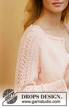 Ravelry: 187-21 Early May pattern by DROPS design