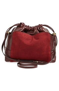 @nordstrom leather crossbody bag.