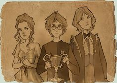 4th Year: Goblet of Fire