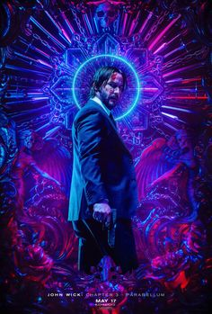 Billelis was approached by Lionsgate, LA Associates and the creative team of John Wick 3 to create official key artworkfor the launch of the latest Blockbuster instalment in the John Wick Franchise- John Wick 3 Parabellum.John Wick has become the target… John Wick Film, Watch John Wick, Baba Yaga, Halle Berry, Keanu Reeves John Wick, Best Movie Posters, God Of War, Good Movies, Chapter 3