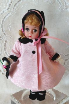 Hey, I found this really awesome Etsy listing at https://www.etsy.com/listing/505095429/madame-alexander-8-doll-madames-favorite