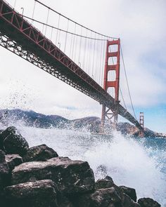 We're taking a journey through San Francisco, where our newest #CMMensShop resides.