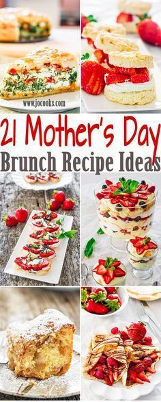 21 Mother's Day Brunch Recipe Ideas Your Mom Would Love - a collection of delicious brunch recipes that your mom will absolutely love! mothers day dinner 21 Mother's Day Brunch Recipe Ideas Your Mom Would Love - Jo Cooks Bagel Bar, Mothers Day Dinner, Mothers Day Breakfast, Mothers Day Meals, Mothers Day Desserts, Recipe For Mom, Recipe Of The Day, Recipe Ideas, Brunch Party