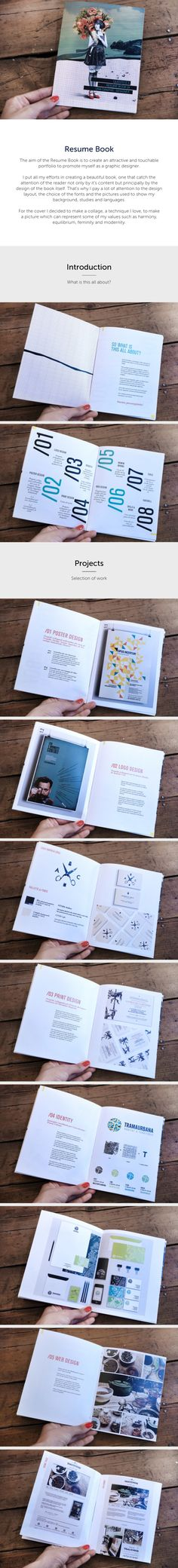 Aimee Pass (aimeepass) on Pinterest - resume book