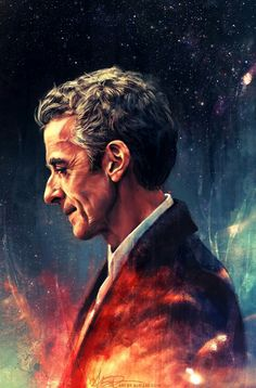 12th Doctor by Alice X Zhang