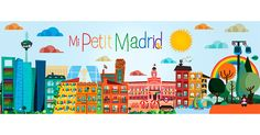Día internacional del Orgullo LGTB 2013 Madrid, Travel Posters, Cover Design, Skyline, Sketches, Diagram, City, Illustration, Lgbt