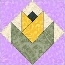 Block of the Day for June 19, 2015 - Rose
