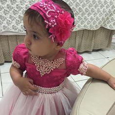 Mamãe pira com ela veste Cecília Cavalcante e tiara por @mimos_de_princesa_rn Feliz Natal!!!