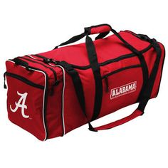 Alabama Crimson Tide Steal Duffle Bag Alabama Crimson dabad8530f3ac
