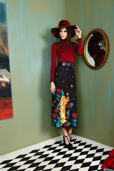 Alice + Olivia New York - Collections Fall Winter 2016-17 - Shows - Vogue.it