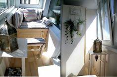 Decoraci�n de balcones