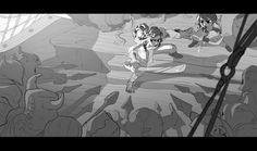Suheb Zako - Black & White sketches
