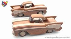 Image result for simple wooden toy trucks