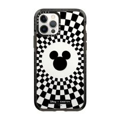 The CASETiFY x Disney Monochrome Collection is Retro and Fun! Iphone Pro, Iphone Cases, Mickey Silhouette, Disney Phone Cases, Adventures By Disney, Macbook Pro Case, Cute Cases, Disney Style, Disney Magic