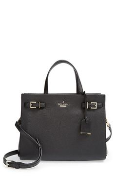 kate spade new york 'holden street - olivera' satchel available at #Nordstrom in the color Geranium not black. $378