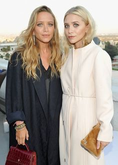 Mary Kate and Ashley Olsen have nailed their beauty looks since the very beginning.