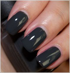 China Glaze - Metro (Downtown) Collection - Concrete Catwalk