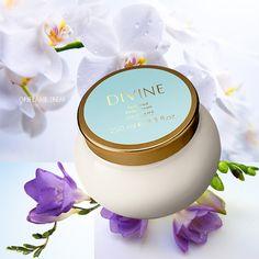 31777-Divine parfemska krema za telo obogaćena ženstvenim i ekstravagantnim Divine mirisom.