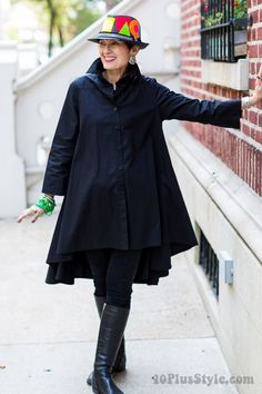 The Style Crone in New York   40plusstyle.com