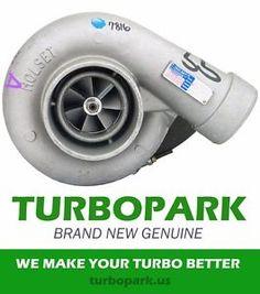 NEW OEM Holset H2E Turbocharger Truck Cummins L10 Engine 3531861 Turbo