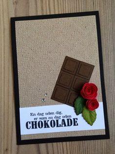Chokolade - bydonna