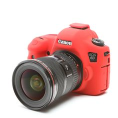 Canon 6D - Looking for a nice way to protect your Canon camera? Try our red cover!