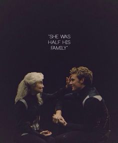 Hunger Games Quote / Catching Fire / Mags / Finnick