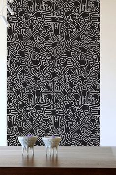 Dancers ~ Pattern Wall Tiles from Blik. I want this. For real.