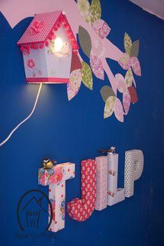 Op zoek naar Letters? Bij Saartje Prum vind je de leukste Letters voor de kinderkamer.