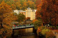 Karlovy Vary, Czech Republic .