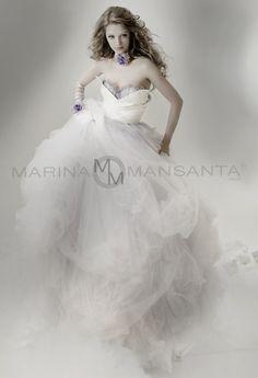 Abiti da sposa Firenze-Marina Mansanta 5