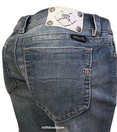 Miss Me Size 32 Fits Sz 33 (15/16) Stretch Skinny Jeans JS5151S71 NWT #MissMe #SlimSkinny
