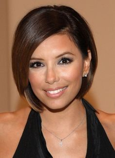 Simple, elegant, slightly layered bob... Haircut    Dark neutral brown colored base...Haircolor   Best on fine to medium straighter hair