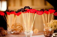 DIY Wedding Reception Decorations