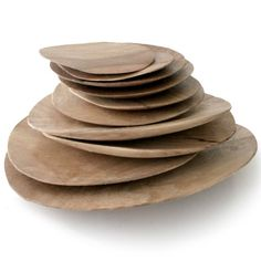 THE WOOD COLLECTOR | wooden plates ~