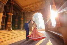 Dance with me in the sunlight! Photo by SURAJ PATEL PHOTOGRAPHY, Pune #weddingnet #wedding #india #indian #indianwedding #prewedding #photoshoot #photoset #hindu #sikh #south #photographer #photography #inspiration #planner #organisation #invitations #details #sweet #cute #gorgeous #fabulous #couple #hearts #lovestory #red #pink #colourful