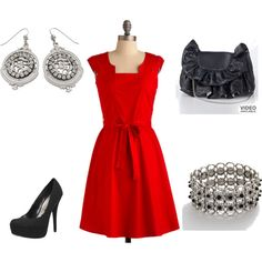 Jazzy in Red - gotta have it!