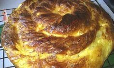 Масленица (Казанлъшка пенарлия) по стара рецепта Масленица (Казанлъшка пенарлия) по стара рецепта. Активираме маята, като я разтваряме... Bulgarian Recipes, Camembert Cheese, Favorite Recipes, Bread, Stuffed Peppers, Food, Bakken, Brot, Stuffed Pepper