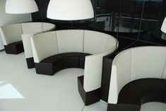 luxury round booths cad file - Google Search
