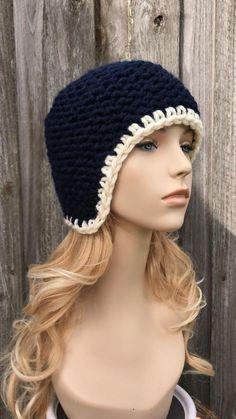 Winter Hats For Women, Hats For Men, Cute Winter Hats, Knit Hat For Men, Women Hats, Knit Or Crochet, Crochet Hats, Crochet Hat With Brim, Pink Cat Hat
