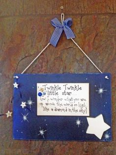 Nursery Rhyme Sign €16.95 from Adverts.ie