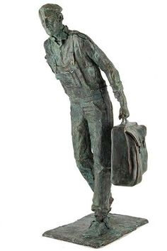 Original bronze sculpture by Bruno Catalano - Paris Art Web