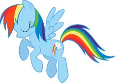Image result for rainbow dash face