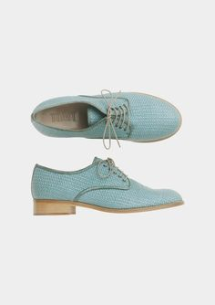 OLIVIA DERBY by TOAST I have these they are so comfy, well done Toast for such a lovely shoe.