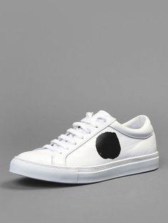 Comme Des Garcons low top trainer sneaker  #commedesgarcons