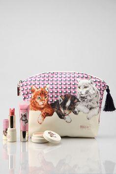 PAUL & JOE Kitten Eye & Cheek Color Set - Urban Outfitters