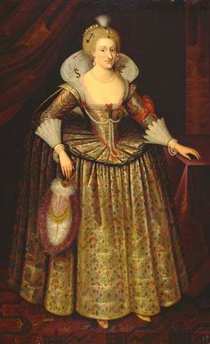 Anne of Denmark was Queen consort of Scotland, England, and Ireland as the wife of James VI and I