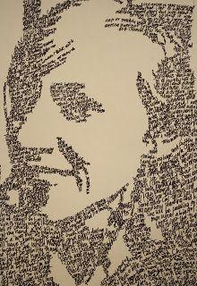 Micrography Portraits