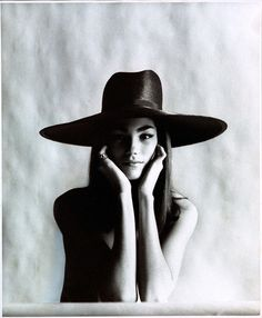 Minnie Cushing Coleman in 1966, taken by Gianni Penati